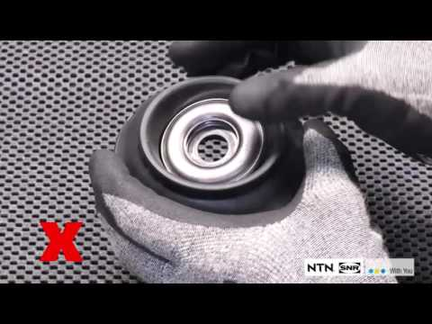 Removal & Fitment of a Strut Mount Kit