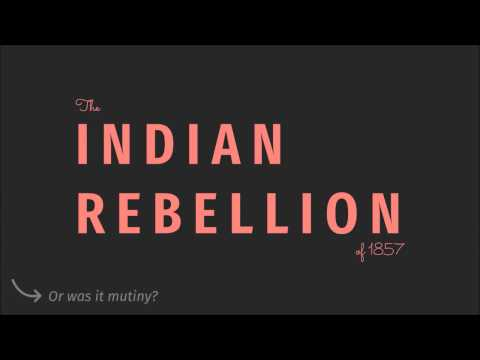 Indian Rebellion of 1857 | History