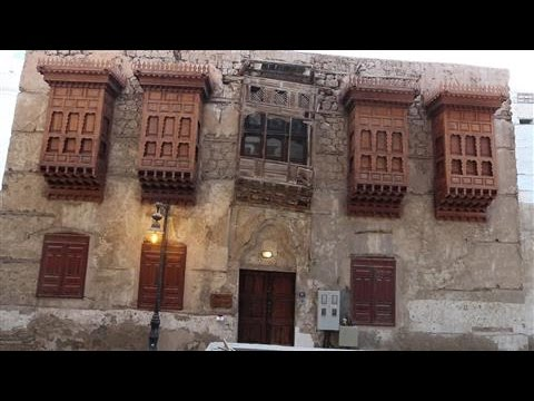 In Crumbling Old Jeddah, Hope for the Future