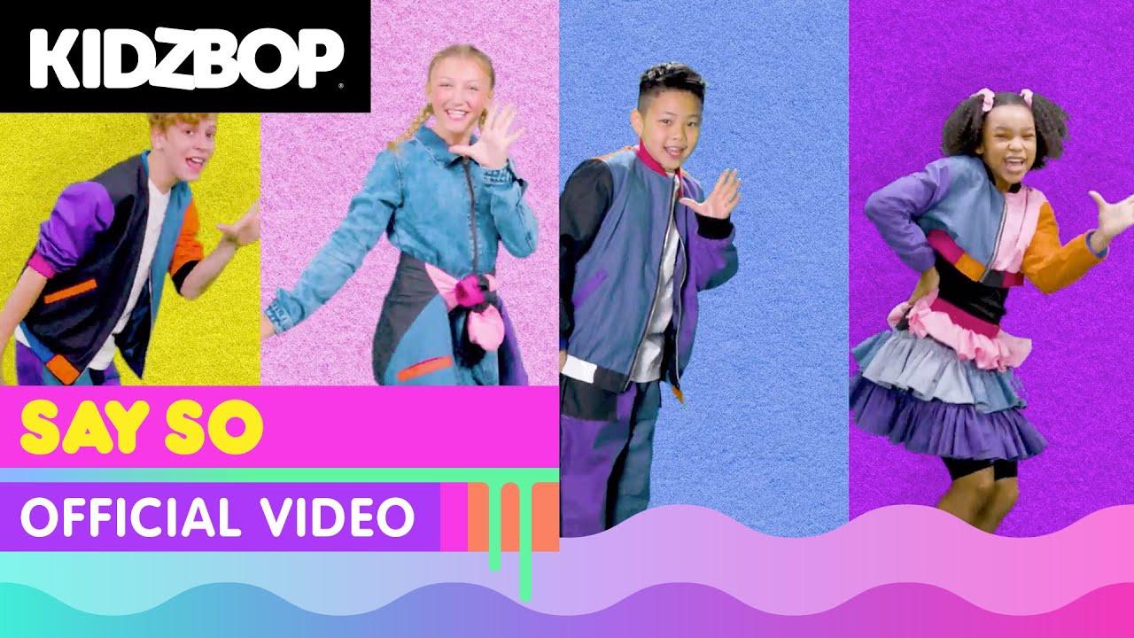 KIDZ BOP Kids - Say So (Official Music Video)