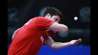 Dimitrij Ovtcharov vs Vladimir Samsonov | ETTC 2018