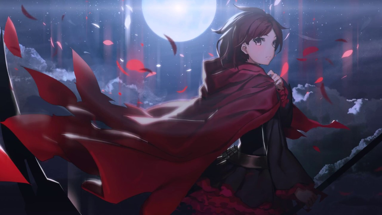 Wallpaper Engine Ruby Rose Youtube