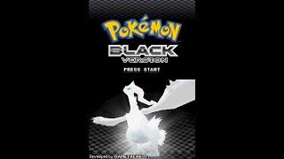 Pokémon Black (NDS) - Main Story Longplay Part 1/2