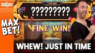 ❓ MYSTERY Win! Just in Time 💰 $2000 @ Cosmo Las Vegas ✪ BCSlots (S. 7 • Ep. 3)