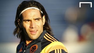 Manchester United signs Falcao on loan