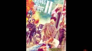 gangs of wasseypur 2 soundtrack kaala rey coal bazaari   sneha khanwalkar