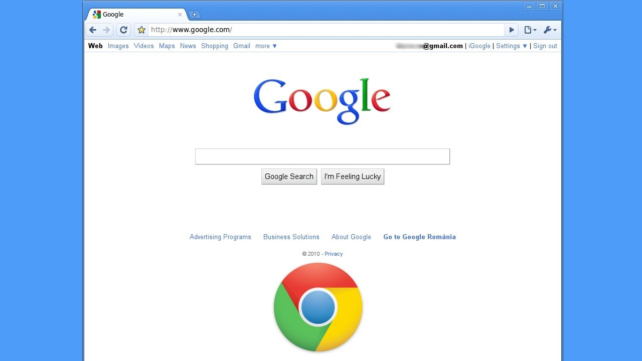 How To Set / Restore Google As Your Homepage Tutorial