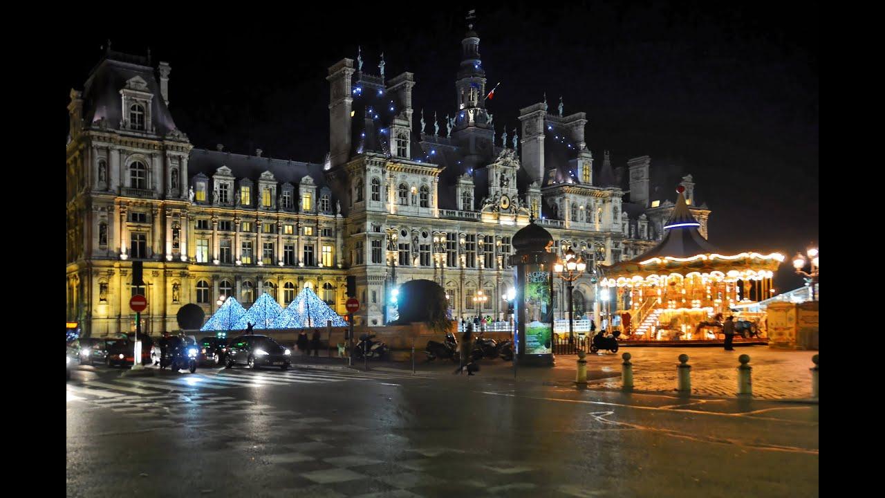 L'tel De Ville Paris - France