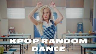KPOP RANDOM DANCE CHALLENGE ICONIC/POPULAR