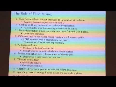 John Fisher - Polyneutron Theory & Excess Power Generators