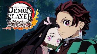 8 Minutes of Demon Slayer The Hinokami Chronicles Adventure Game Mode