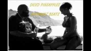 Diced Pineapples Instrumental (CASSIE & DRAKE ON HOOK)