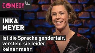 Inka Meyer über die AfD und Gender-Sprache