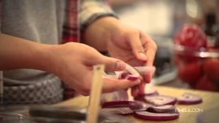 Video: Menu Alternatif Pasca-lebaran (1), Panzanella Italian Bread Salad With Anchovies Dressing