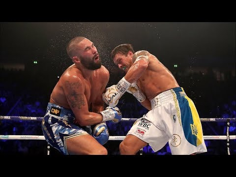 Александр Усик - Тони Белью / Oleksandr Usyk vs. Tony Bellew