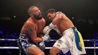 Александр Усик VS Тони Беллью (Полный бой) Alexandr Usik vs Tony Bellew