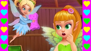 Мультфильм про фею! Сказка для детей. Феи леса! Добрые мультики для девочек.