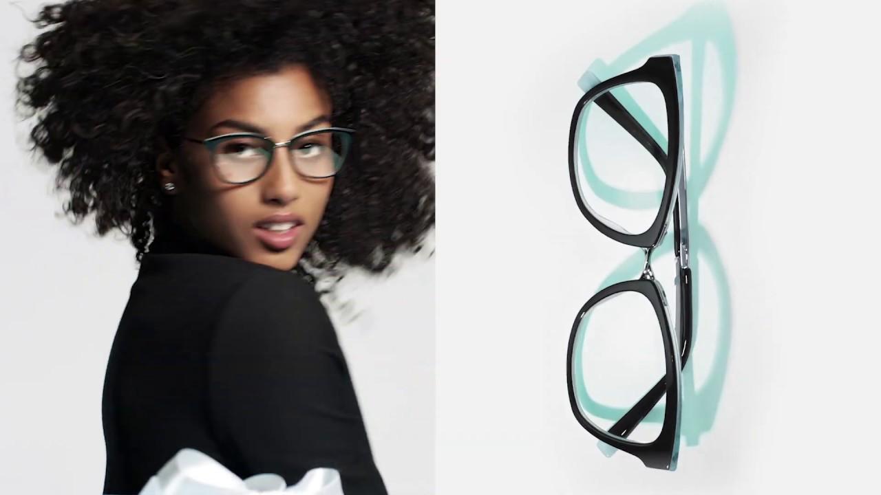 Tiffany Co Spring Campaign 2019 Tiffany Infinity Eyewear Youtube