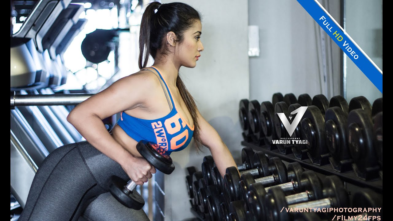 Fitness Photography Showcase FiLMY 24fps Motivational Video