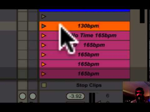Ableton Tip #20: Set Tempo BPM with Scene Launch