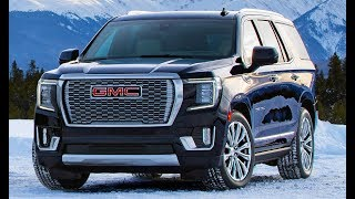 2021 GMC Yukon Denali & Yukon AT4 – Bold new styling and multiple tech