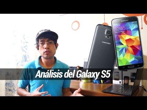 Galaxy S5 - Análisis en Español