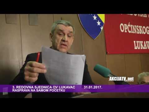 3 REDOVNA SJEDNICA OV Lukavac 31 01 2017   AKCIJATVnet