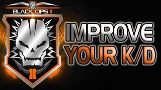 Black Ops 2 Tips to improve your Kill Death Ratio (KD KDR K/D)