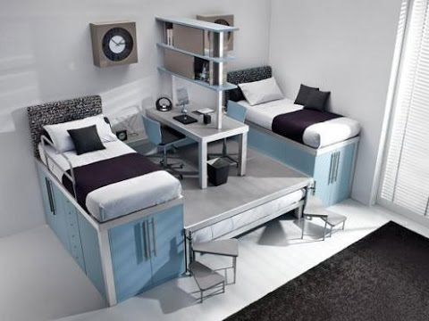 Furniture Ideas For Small Bedroom 2 Small Kids Room Ideas  Bedroom Design  Youtube
