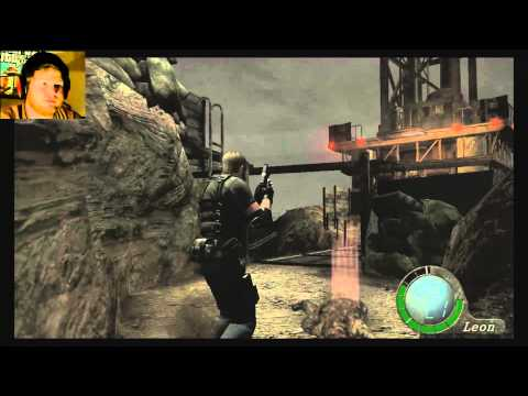 Resident Evil 4 HD Part 20 - There is something on your arm