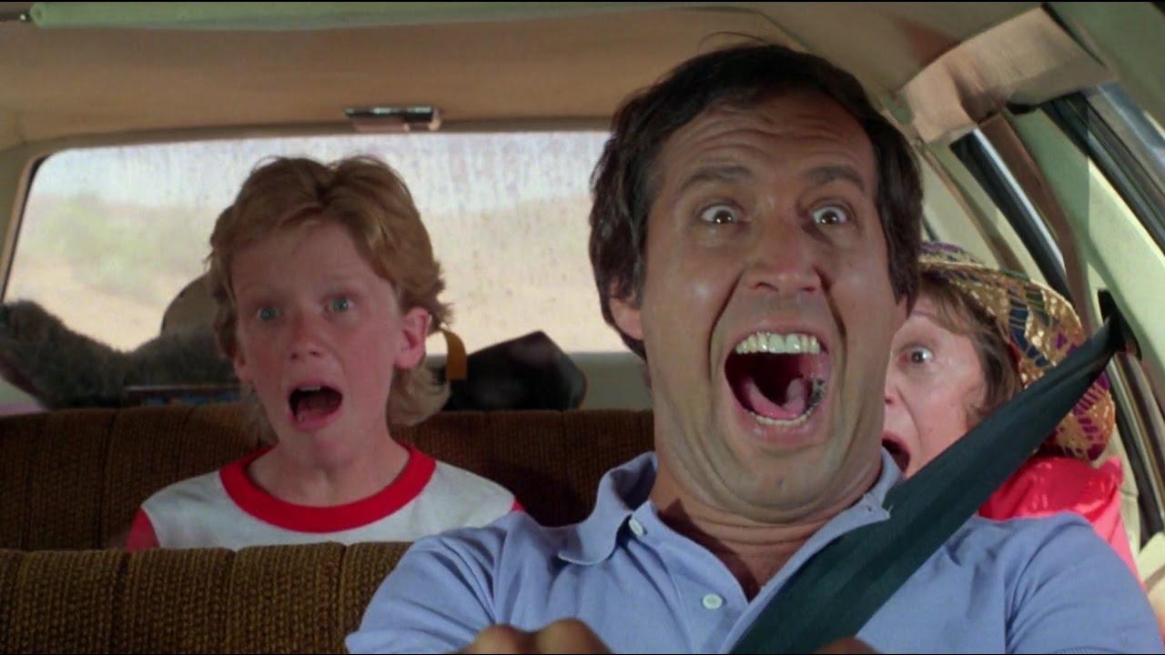 National Lampoons Vacation Fifty Yards 1080p Hd 1983 Warner