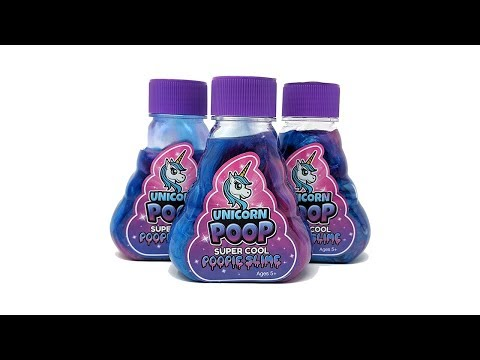 Review - Unicorn Poop (Funny!)