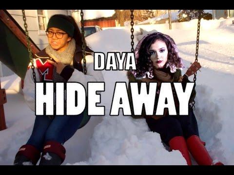 HIDE AWAY by Daya (Uke Cover w/ Chords)