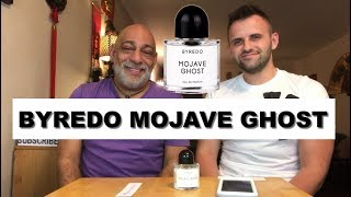 Byredo Mojave Ghost (2013) REVIEW with J-ROYL + GIVEAWAY and A Little Singing (CLOSED)