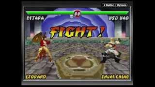 Mortal Kombat: Tournament Edition (Game Boy Advance) Arcade as Nitara