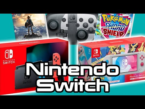 Best Nintendo Switch Black Friday Deals, Games and More!