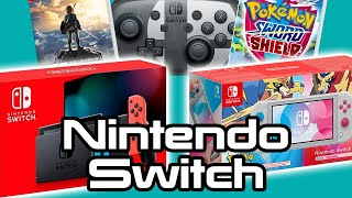 Nintendo Switch Holiday Guide   Bundles, Games And More!