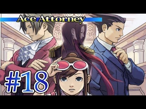THE JUDGE'S NEW LOVE - Let's Play - Phoenix Wright: Ace Attorney - 18