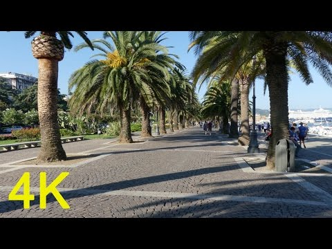 La Spezia, Italy - A Travel Tour - 4K Ultra HD