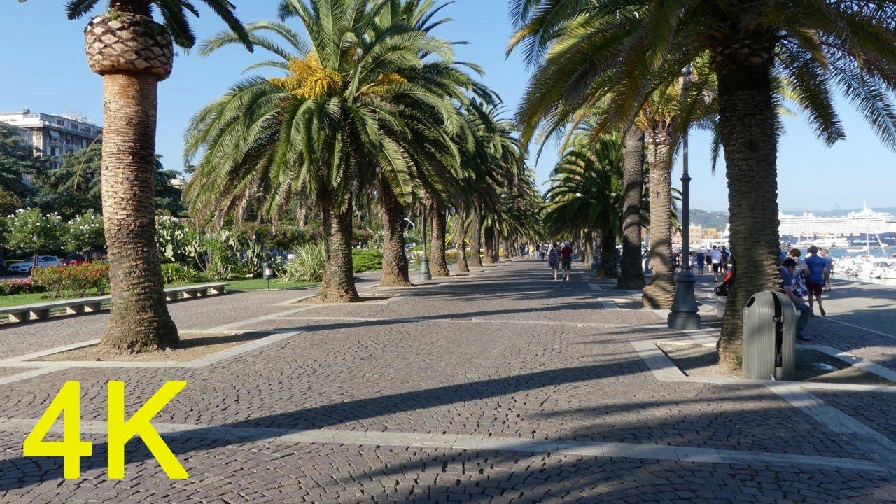 La Spezia Italy  A Travel Tour  4K Ultra HD  YouTube