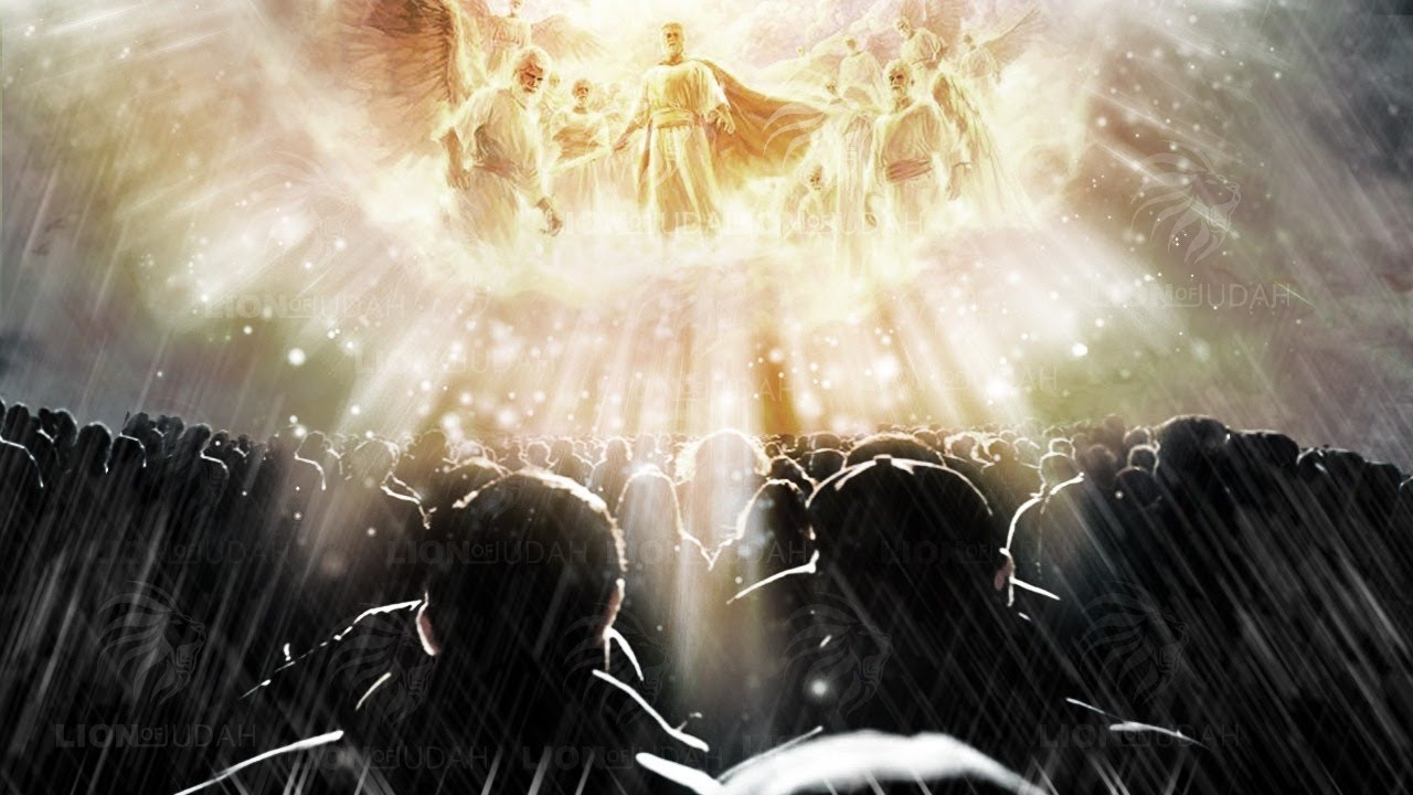 The Guardian Of The World   God Is Watching & He Is In Control