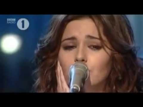 Cheryl Cole - Parachute Live @ Radio 1's Live Lounge - 23rd March 2010.avi