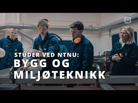 Sivilingeniør Bygg- og miljøteknikk, NTNU Trondheim
