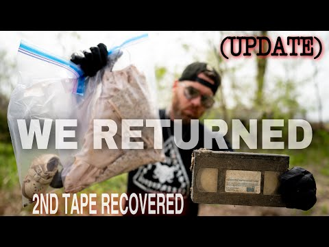 Dark Web Mystery Box Part 3 (The 2nd Tape) + Hunting Purgatory Updates