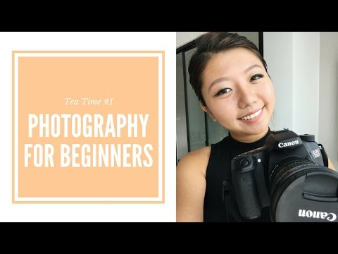 HOW I LEARNED PHOTOGRAPHY – Tips & Advice For Beginners