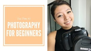 HOW I LEARNED PHOTOGRAPHY - Tips & Advice For Beginners