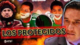 ¡CORRUPCIÓN EN EL TRI! Así COLOCAN Los PODEROSOS A Jugadores En Selección MEXICANA | Los Expulsados