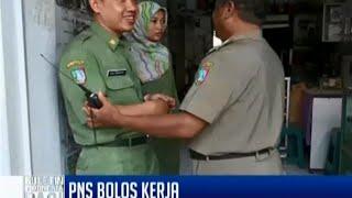 PNS di Jombang yang membolos, terjaring razia Satpol PP - BIS 10/05
