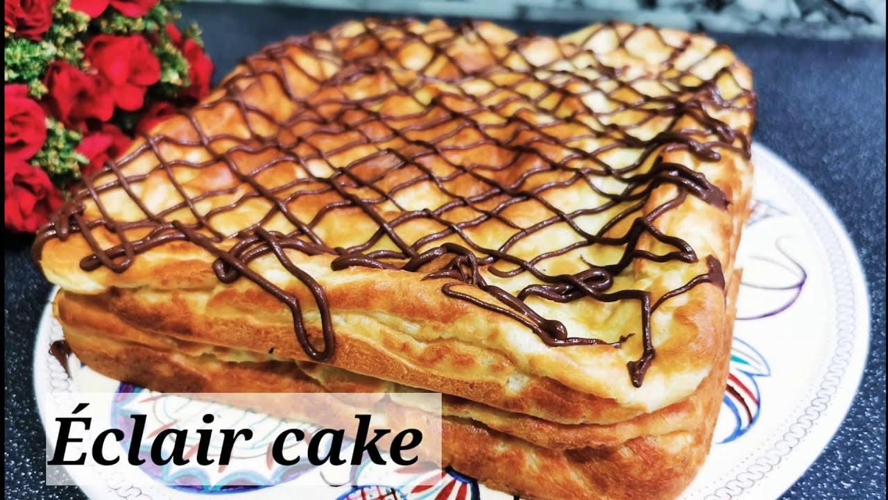 Tort Ecler~ Éclair Cake