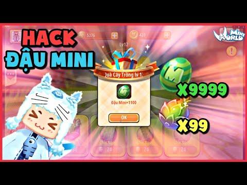 Mini World: Đốt hơn chục nghìn đậu mini và cái kết hack đậu cực gắt trong Mini World | Meowpeo